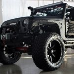 2013 Ultimate Gray Kevlar® JK Jeep