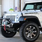 2016 Remington JK Jeep