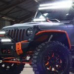 2016 Graphite Kevlar® JK Jeep