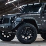 2016 Granite Rubicon JK Jeep