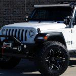 2019 White Sport JL Jeep