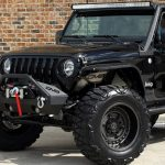2018 Black Sport JL Jeep