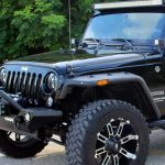 2014 Black Sport JK Jeep