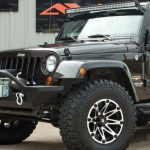 2013 Rugged Brown Sahara JK Jeep