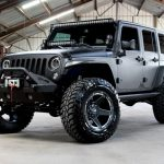 2017 jeep wrangler unlimited jk two tone kevlar left front angle