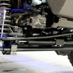 2017 jeep wrangler unlimited jk Pro Comp dual steering stabilizer