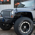 2010 Tri-Color Kevlar® JK Jeep