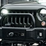 2016 jeep wrangler unlimited jk Rugged Ridge Spartacus winch mount front bumper with over rider hoop