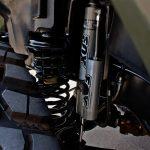 2016 jeep wrangler unlimited jk rear Fox remote reservoir shocks