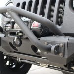 2015 jeep wrangler unlimited jk Rugged Ridge All Terrain front bumper with Double X Striker Mini-Stinger & stubby ends