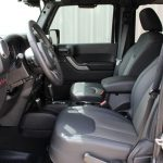 2015 jeep wrangler unlimited jk custom front seat leather