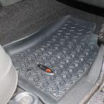 2015 jeep wrangler unlimited jk Rugged Ridge black front floor liners