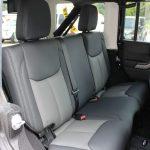 2015 jeep wrangler unlimited jk custom rear seat leather