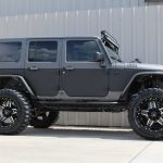 2015 jeep wrangler unlimited jk right side angle