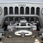 2015 jeep wrangler unlimited jk Rugged Ridge XHD winch mount front bumper Smittybilt X2O 10,000lbs winch
