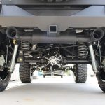 2015 jeep wrangler unlimited jk Poison Spyder differential cover Rough Country black stainless steel muffler 96000