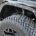 2015 jeep wrangler unlimited jk RBP fender armor front