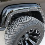 2015 jeep wrangler unlimited jk RBP fender armor rear