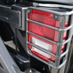 2015 jeep wrangler unlimited jk Rugged Ridge tail light euro guards