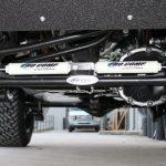 2015 jeep wrangler unlimited jk Pro Comp ES2000 dual steering stabilizer