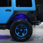 2016 jeep wrangler unlimited jk RBP rear fenders
