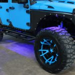 2016 jeep wrangler unlimited jk RBP front fenders