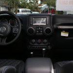 2016 jeep wrangler unlimited jk dash