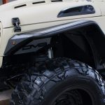 2017 jeep wrangler unlimited jk Smittybilt XRC Flux front fender flares