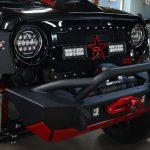 2016 jeep wrangler unlimited jk Max Bilt LED headlights