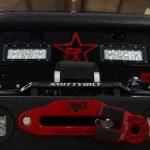 2016 jeep wrangler unlimited jk Factor 55 FlatLink shackle mount