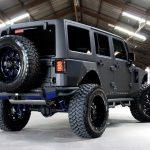2017 jeep wrangler unlimited jk black kevlar right rear angle