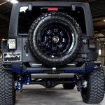 2017 jeep wrangler unlimited jk black kevlar rear angle