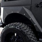 2017 jeep wrangler unlimited jk RBP rear fenders