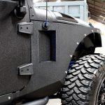 2017 jeep wrangler unlimited jk RBP front fenders