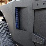 2017 jeep wrangler unlimited jk Rugged Ridge door hinge covers