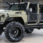 2016 Tactical JK Jeep