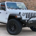 2020 Bright White Sport JL Jeep