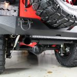 2013 jeep wrangler unlimited jk Rugged Ridge XHD rear bumper with D-rings