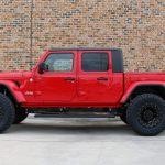 2020 jeep gladiator jt left side angle