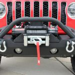 2020 jeep gladiator jt 9,500lbs Rough Country winch