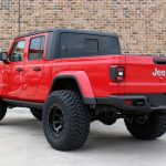 2020 jeep gladiator jt rear left angle