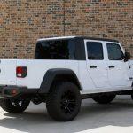 2020 Jeep Gladiator JT rear right angle