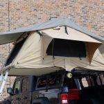 2020 Jeep Gladiator JT Smittybilt Overlander tent