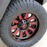 2020 Jeep Gladiator JT 35″x12.50″R20 Nitto Ridge Grappler tires