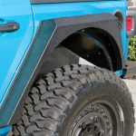 2019 jeep wrangler unlimited jl DV8 Armor fenders rear FDJL-01
