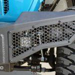 "2019 jeep wrangler unlimited jl DV8 3"" cube LEDs B3CE20W5W"