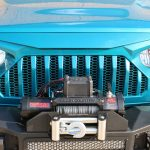 2019 jeep wrangler unlimited jl DV8 Angry Eye grille