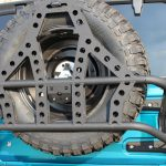 2019 jeep wrangler unlimited jl DV8 spare tire carrier