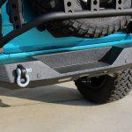 2019 jeep wrangler unlimited jl DV8 rear bumper with D-rings RBJL-06
