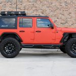 2018 jeep wrangler unlimited jl right side angle kevlar
